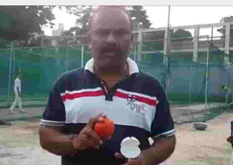 Sanjay Bharadwaj about Leverage Bowling Machine